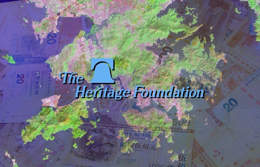 heritage foundation free economy