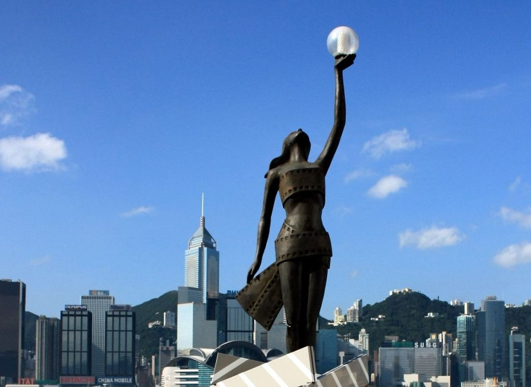 Hong Kong Film Awards Statue