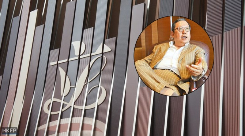 Peter Lam Kin-ngok Legco Panel