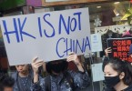 lee bo protest localist hk not china
