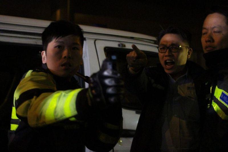 police mong kok unrest