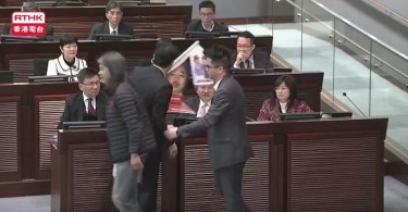 Leung Kwok-hung John Tsang