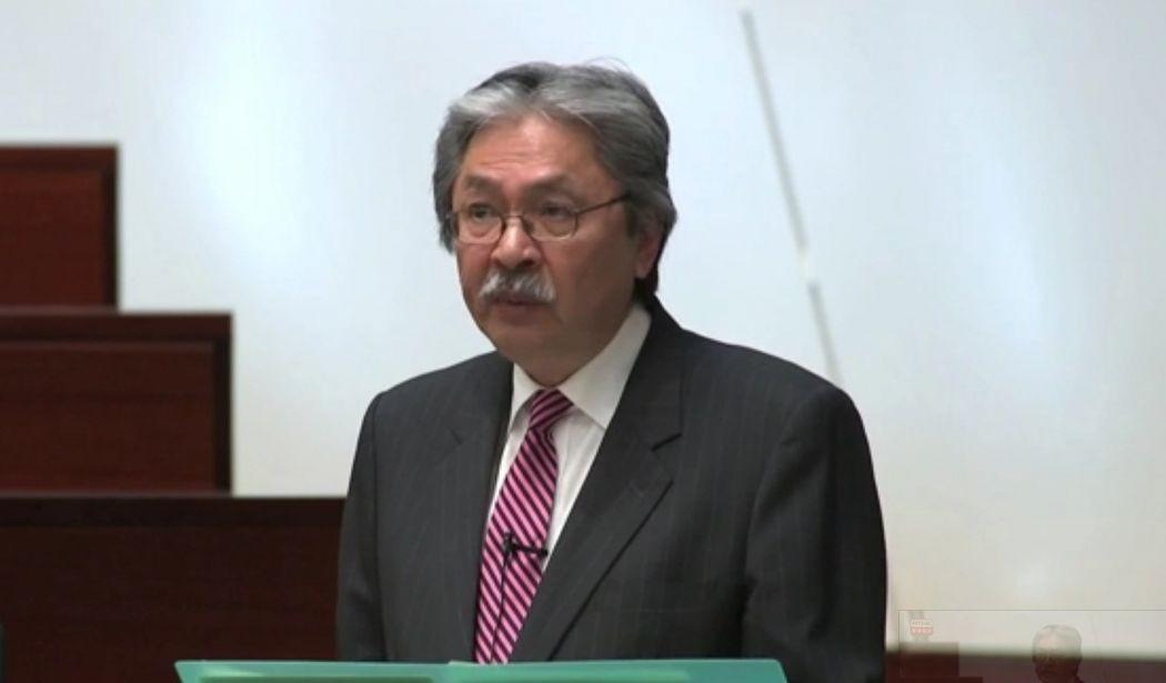 john tsang budget
