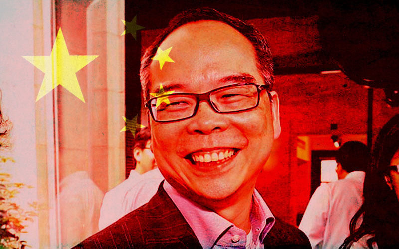 Lau Kong-wah patriotic education