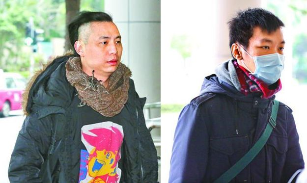 Defendants Wong Ho and Leung