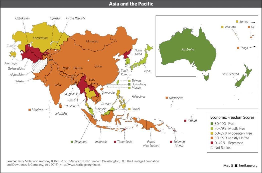 AP economic freedom