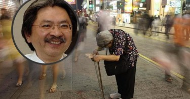 john tsang poverty
