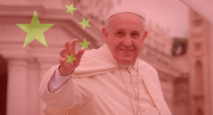 pope francis china