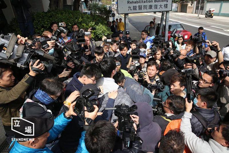 court reporter mong kok