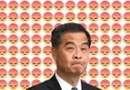 cy leung facebook angry emoji