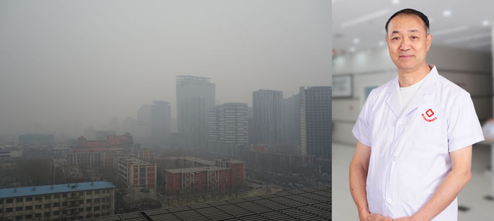 air pollution zhang quanan