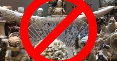 ivory trade banned peninsuala