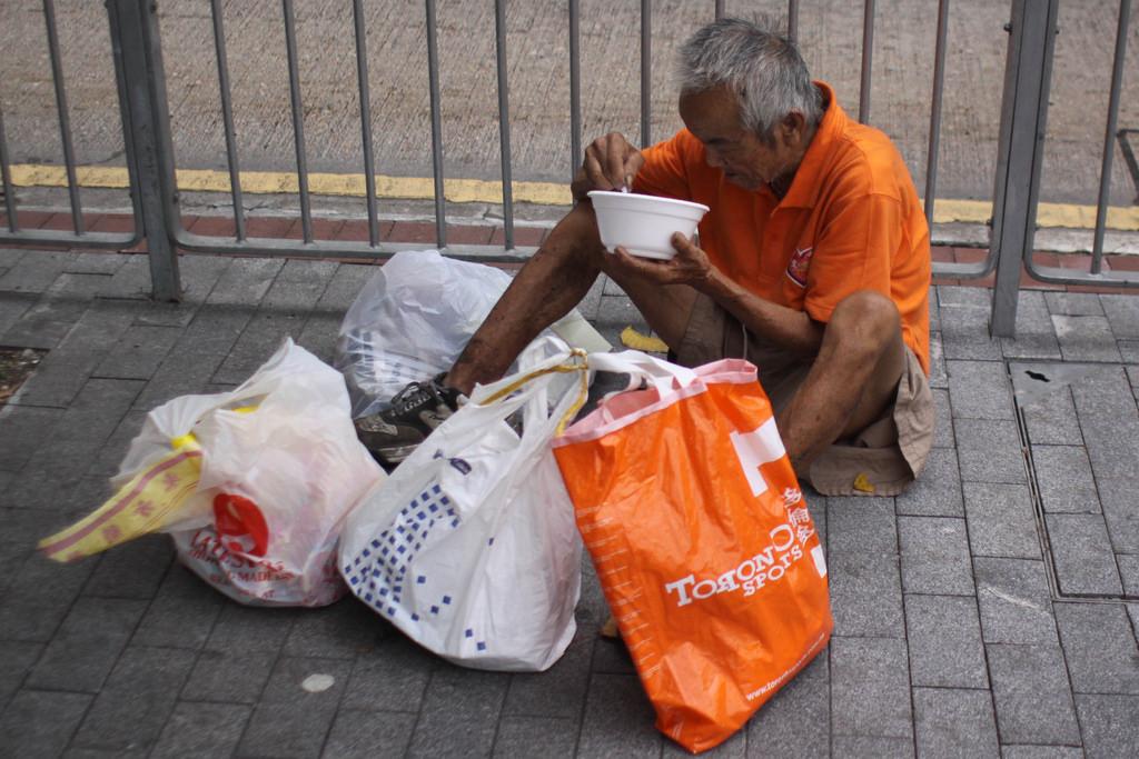 poverty homeless