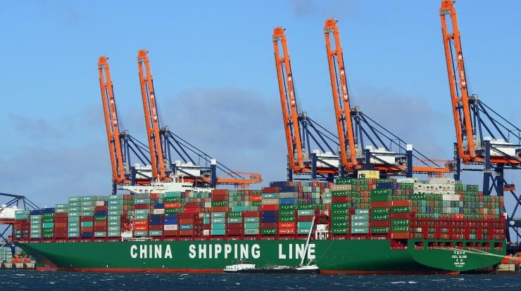 china shipping export