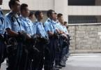 hong kong police cops
