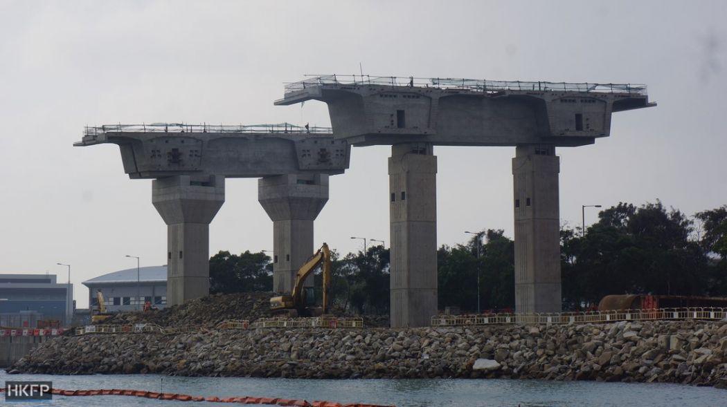macau zuhai bridge