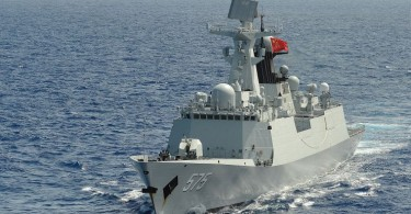 PLA Navy ship