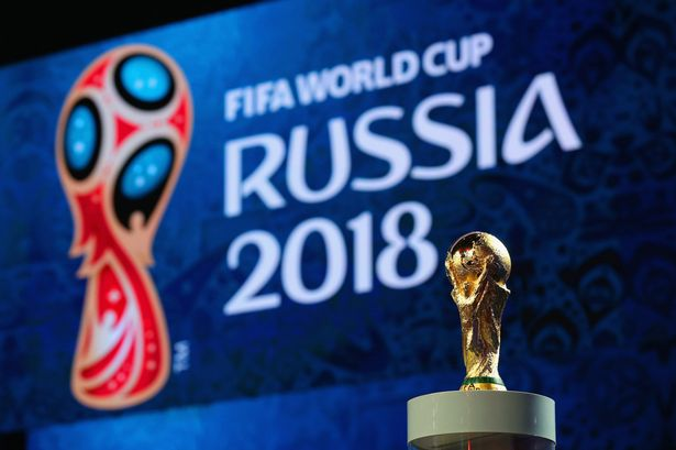 Russia 2018 World Cup trophy. Photo: FIFA.