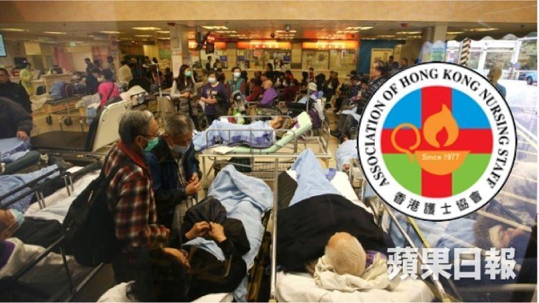 hospital association of hong kong nursing staff nurse