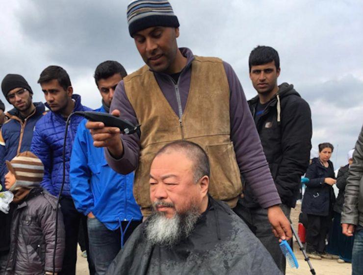 Ai WEi wei refugees