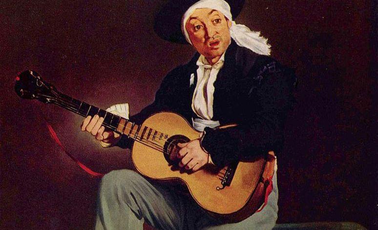 spanish singer guitar