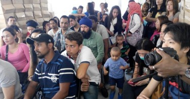 refugee union