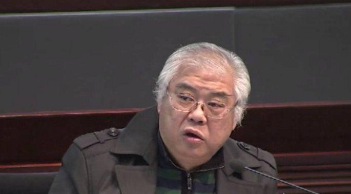 Wong Ting-kwong