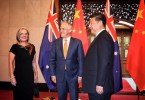 Turnbull Xi Jinping