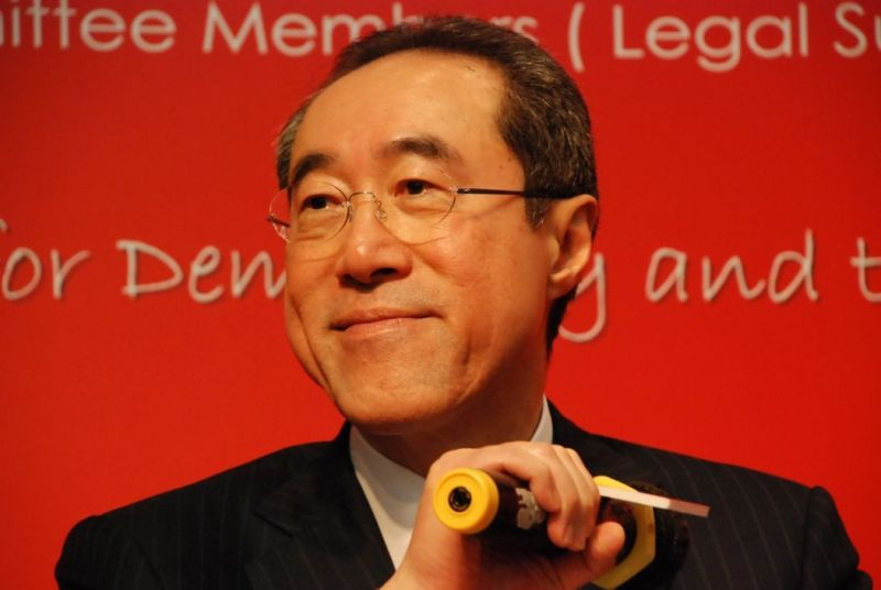 Henry Tang.
