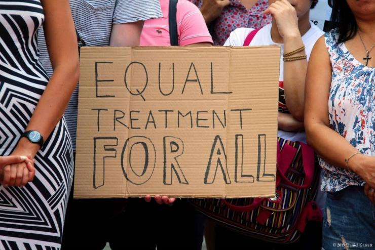kesetaraan pengungsi