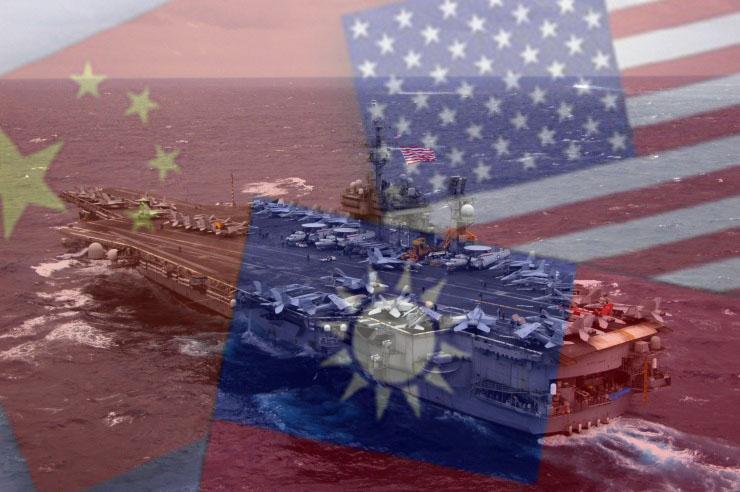 taiwan usa china