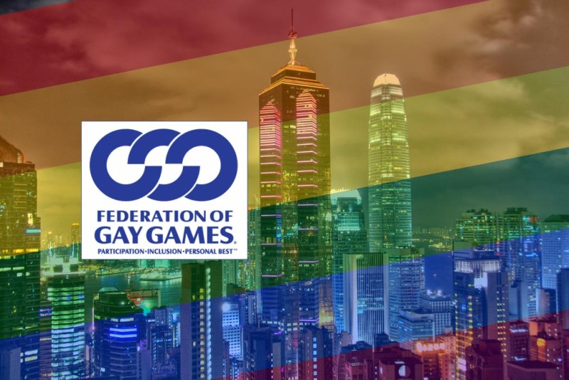 gay games hong kong