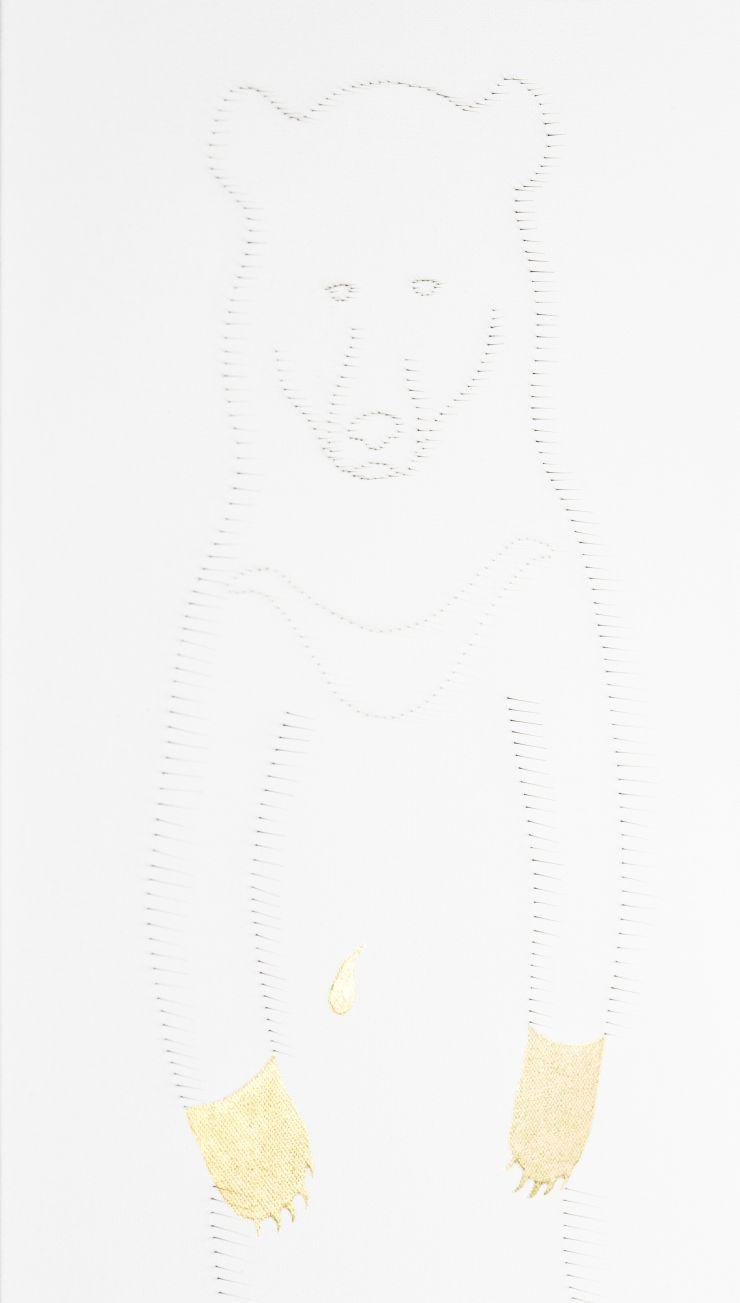 victim bear artist