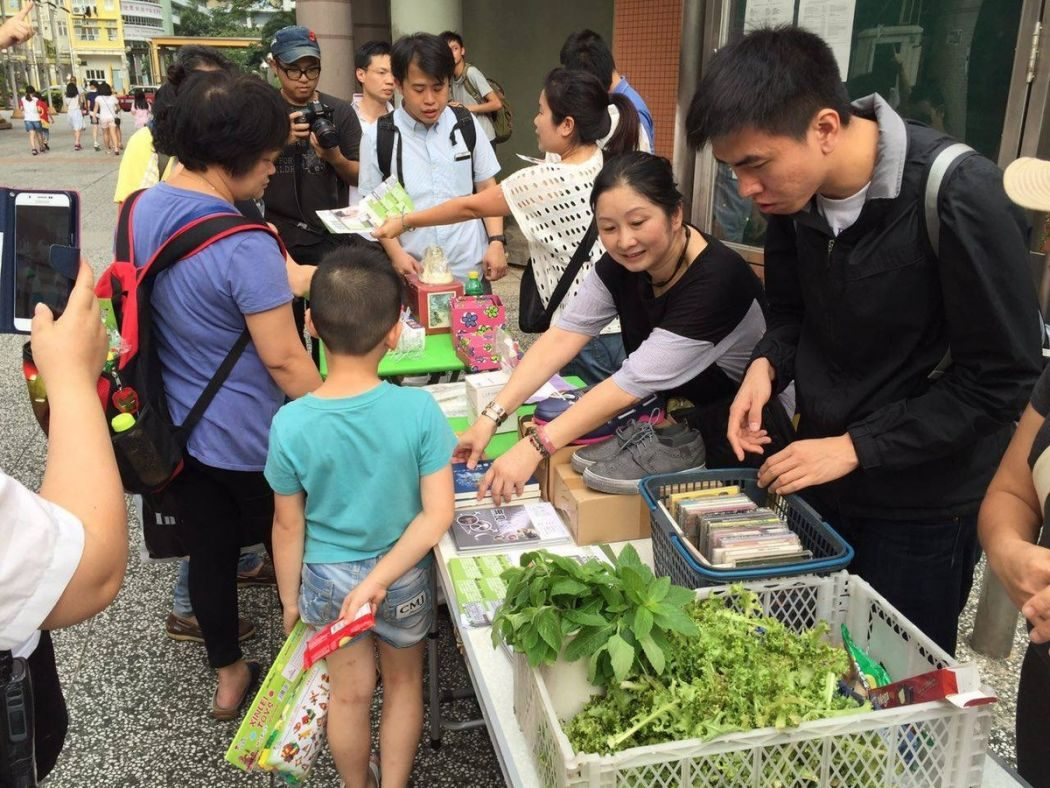 tung chung residents market
