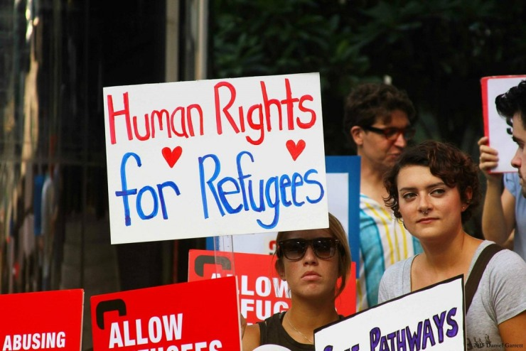 refugees human rights