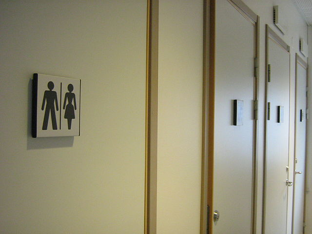 gender neutral toilets