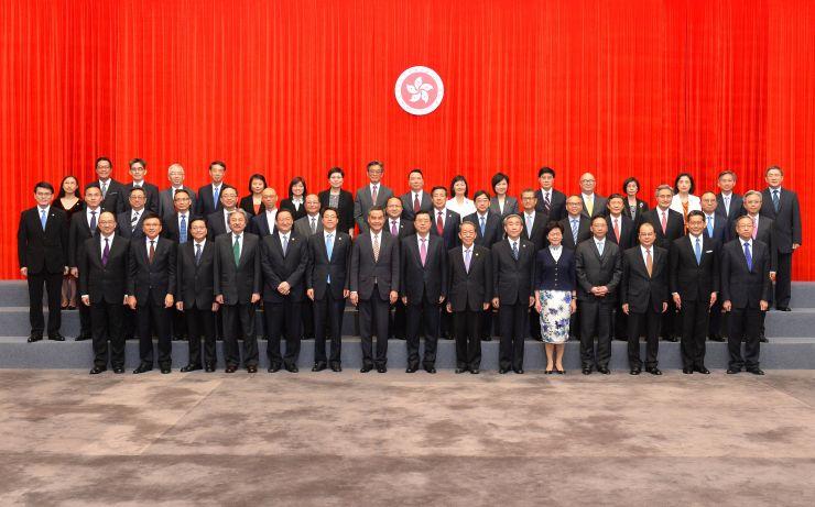 zhang govt work