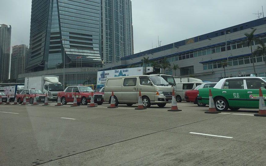 Traffic HK