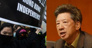 ronny tong independence