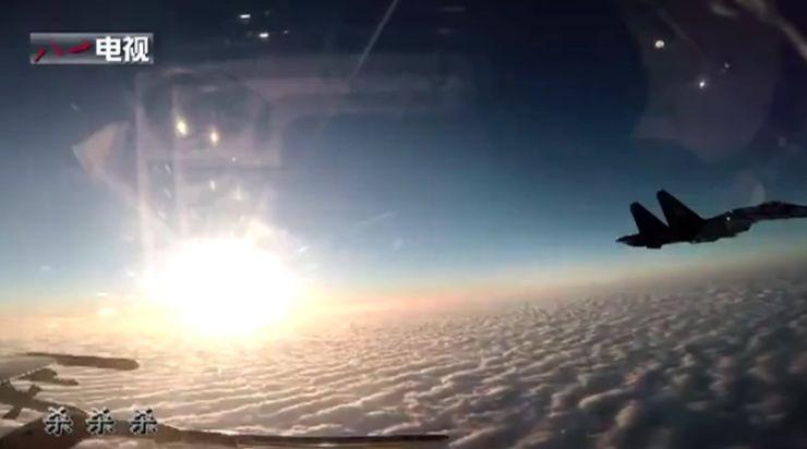 Chinese Jets Propaganda Video