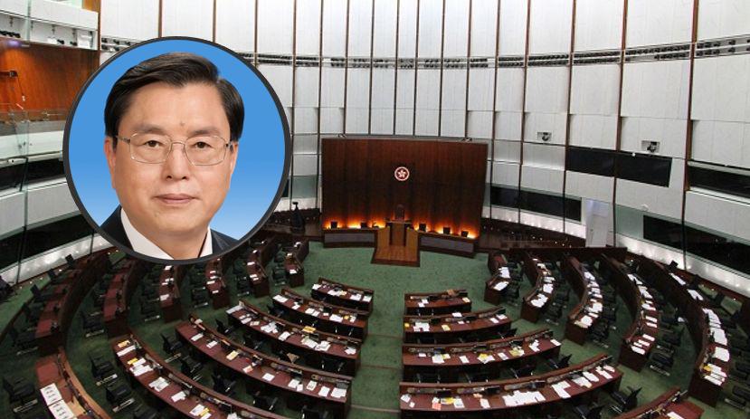 Zhang Dejiang LegCo