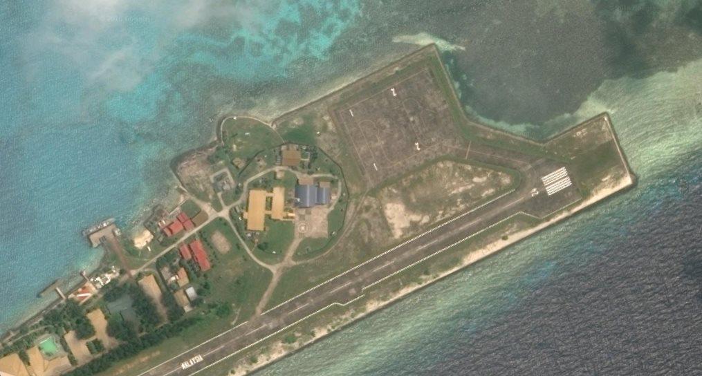 south china sea disputed