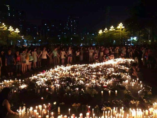 mourning chen zhongwei