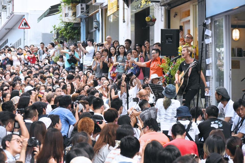 Denise Ho concert Lancome