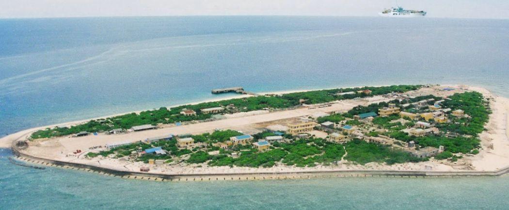 south china sea disputed spratly islands