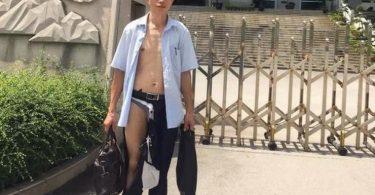 Wu Liangshu court police