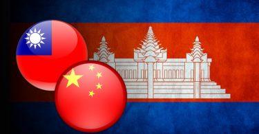 cambodia china taiwan