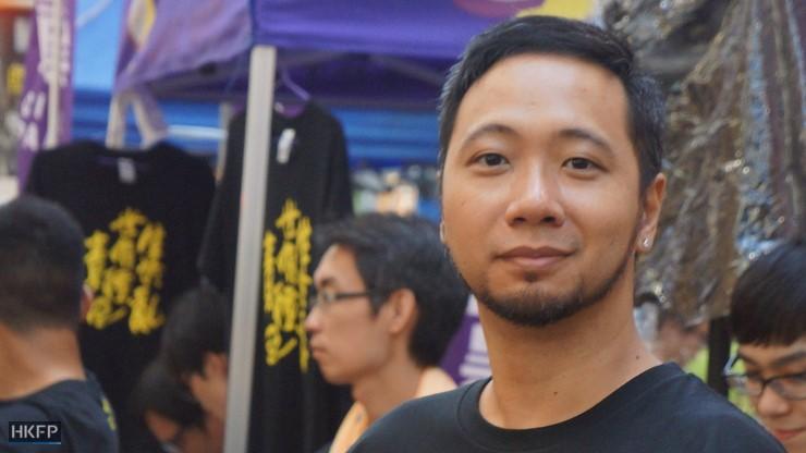 Ken Tsang june 4 vigil tiananmen 2016