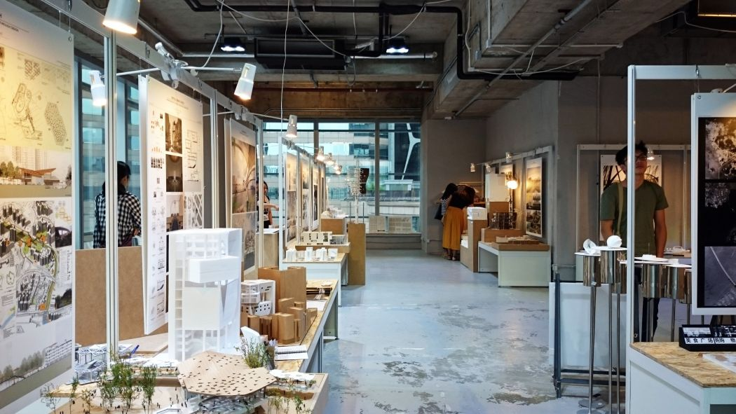 cuhk architecture exhibition
