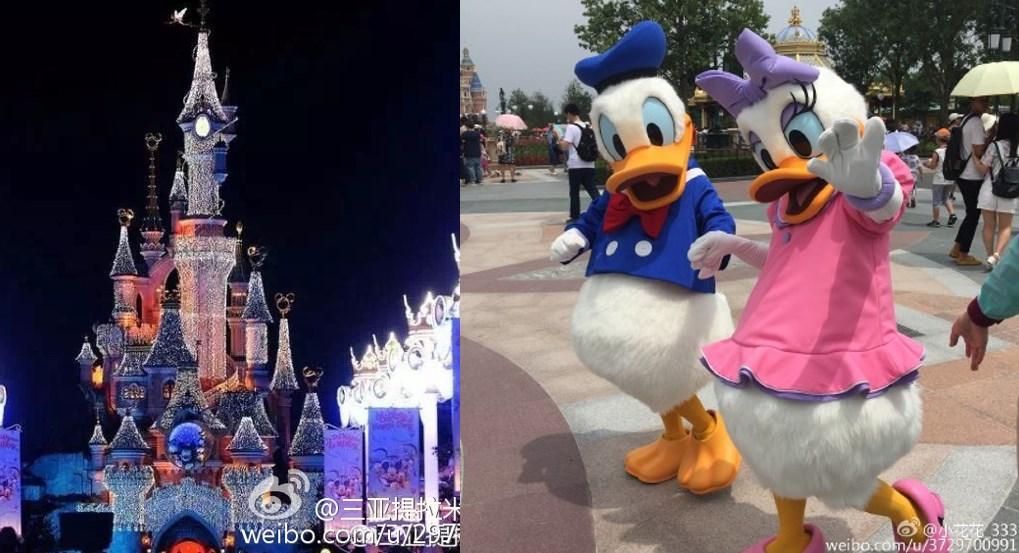 Shanghai Disneyland pays workers a third of Hong Kong
